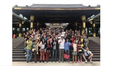 2018 清境農場、萬景藝苑 春季旅遊